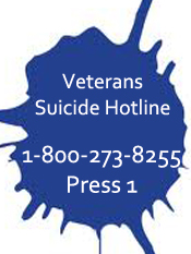 Veterans Suicide Hotline